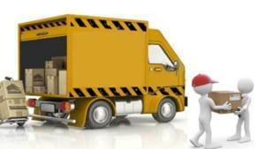 Công việc vận chuyển hàng hóa