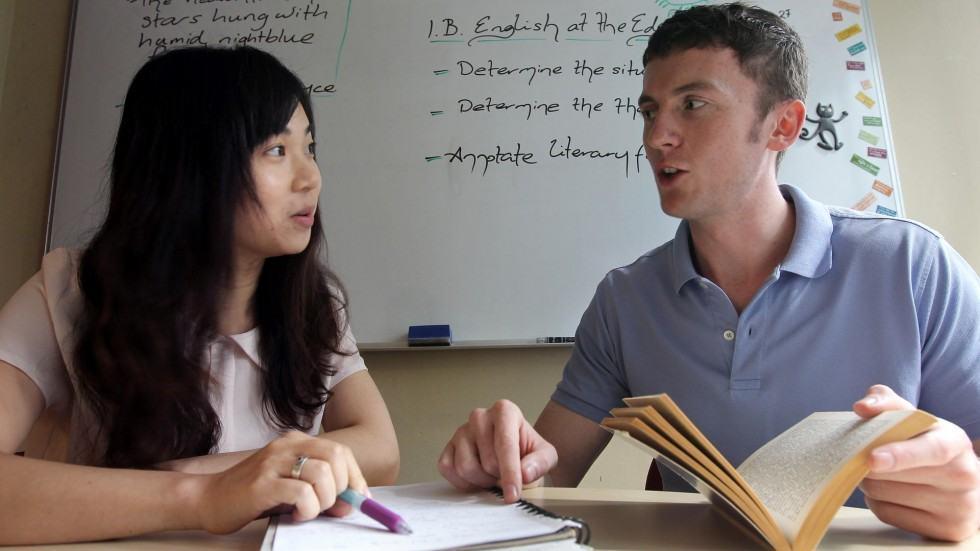 Kinh nghiệm học tiếng Anh khi đi du học