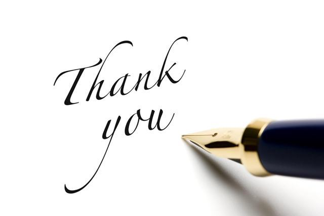 Hãy thể hiện sự chân thành khi viết thư cảm ơn – Ảnh: Internet