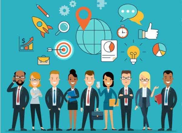 Học quản trị kinh doanh sau này ra trường có khó xin việc không?