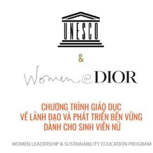 Học bổngChương trình giáo dục về lãnh đạo và phát triển bền vững dành cho sinh viên nữ