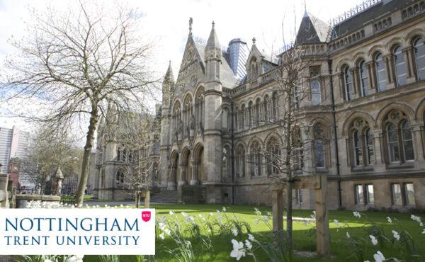 Học Bổng Quốc Tế Bậc Cử Nhân Và Cao Học Của Đại Học Nottingham Trent