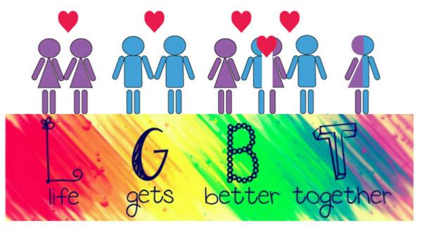 LGBT là một thuật ngữ viết tắt của cộng đồng những người đồng tính