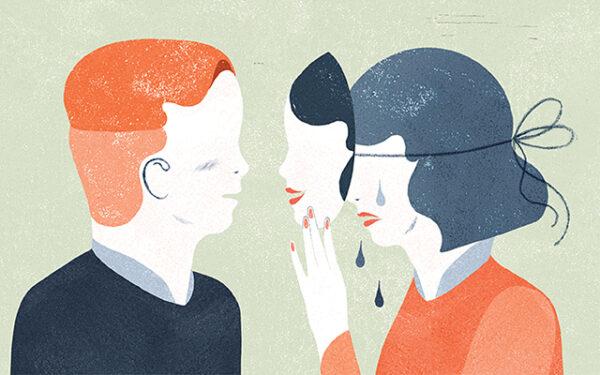 Bạn phải cố gắng để luôn là chính mình khi ở cạnh partner