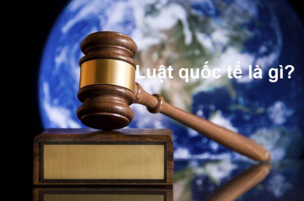 Ngành luật quốc tế ra làm gì? Cần học những gì?